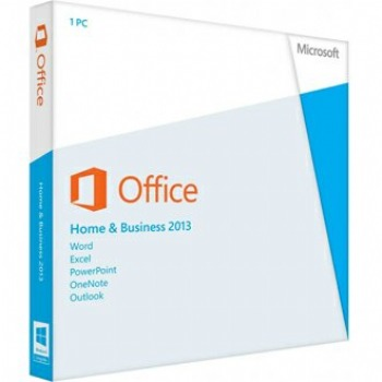 Phần mềm Office Microsoft Home and Business 2013
